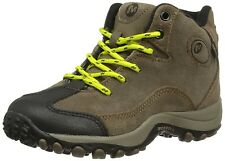 Merrell Chameleon Spin Waterproof Hiking Trail Kids Boots NEW Enfant Size US 2 M