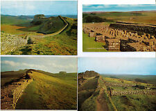 HADRIANS WALL POSTCARD ROMAN RUINS ASSORTED POSTCARDS NORTHUMBERLAND