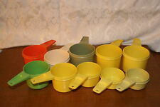 Tupperware Measuring Cups #2 ~Choice of Colors & Size ~ FREE SHIPPING