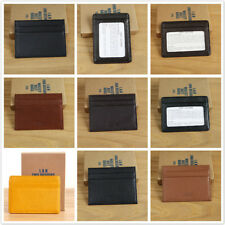 MENS LUXURY SOFT QUALITY REAL LEATHER WALLET, CREDIT CARD HOLDER, PURSE