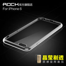 ROCK Ultrasottile Slim Giacca Shockproof Shell Case Cover per iPhone 6 4,7 & PLUS