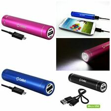 3000mAh USB Portable External Battery Charger Power Bank for LG