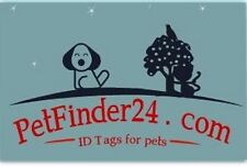 Petfinder24.com Pet ID Tags for sale and Business opportunity for retailer