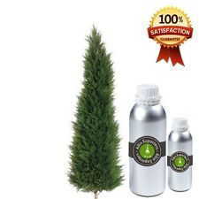 CYPRESS ESSENTIAL OIL - UNDILUTED - 100% PURE NATURAL OIL 6 ML TO 125 ML