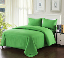 Comforters and comforter sets in color green pattern solid size full