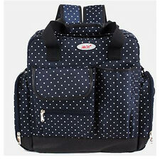 Fashion cute Large/Multifunction Baby Diaper Nappy Bag Mummy Bag Backpacks