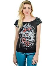 Banjo & Cake - Smell The Roses - Brand New Ladies Top / Tee - Official Merch