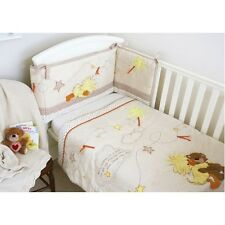 baby Cot Quilt Set Blankets Musical Cot Mobiles Cuddle Robe Soft Toys NEW