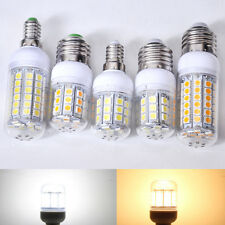 E27 E14 5W 7W 15W Warm Cool White Bright  Led Light Bulb Corn Lamp AC 110V 220V