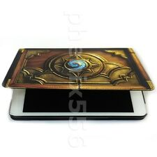 New World of Warcraft Hearthstone iPad Case for iPad 2/3/4/Mini/Air WOW Padcase