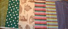 Cute JoAnn Cotton Prints Golf Lines Wine 1 Yard Choice Of Print