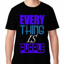 EVERYTHING PURPLE ASAP ROCKY FERG A$AP MOB HIP HOP RAP DJ TRAP MUSIC T SHIRT