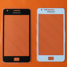 For Samsung Galaxy S2 I9100 New Front Outer Lens Glass Touch Screen + Adhesive