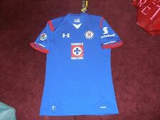 2014 UNDER ARMOUR CRUZ AZUL HOME casa Jersey Playera