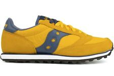 Saucony Jazz Low Pro Yellow Navy 2866-123 New Mens Classic Casual Shoes Sz 7~13