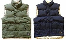 Ralph Lauren Denim Supply Patch Quilted Puffer Down Vest Ski Jacket S M L XL XXL