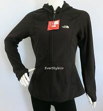 NEW THE NORTH FACE Flurries Hoodie Women's Fleece Jacket TNF Black MSRP $80