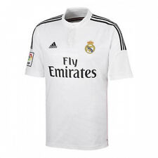 REAL MADRID 2014/2015 Home ADIDAS Jersey Football Shirt 100% ORIGINAL F50637