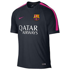 2014/2015 FC BARCELONA Training Shirt Jersey Top DRI-FIT 610445-452 ALL SIZES