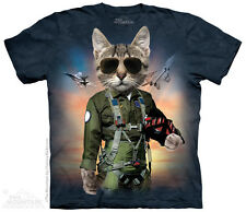 New AIRFORCE  CAT  T SHIRT