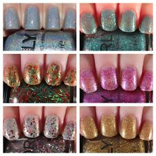 Orly Sparkle 2014 Holiday GLITTER Nail Varnish/Polish ***Christmas Collection***
