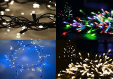 600 LED Outdoor Indoor Christmas Xmas Party Decoration Fairy 8 Function Lights