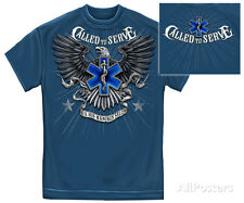 EMS - Called To Serve T-Shirt, XXL - Navy