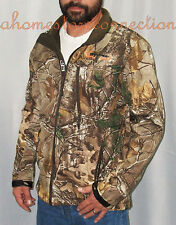 NEW! REALTREE MENS SOFTSHELL CAMO HUNTING JACKET~M MEDIUM~ LAST ONE!!!