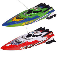 New Radio Remote Control Twin Motor Speed Boat RC Racing Boat