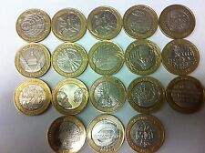 £2 pound Coins in coins GB 1997-2014 great opportunity good prices FREE DELIVERY