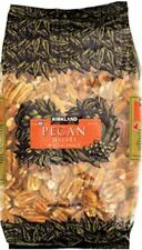 (4 X 2 LBS)  Kirkland RAW SHELLED PECAN HALVES Nuts. TOTAL 8 LBS For Baking Need