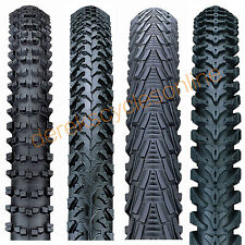 "(Pair of ) Nutrak 26"" Mountain Bike Mtb Tyres / Chunky / Semi Slick / Knobbly"