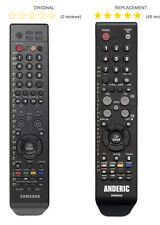Samsung® TV Remote Control BN59-00598A Replacement by Anderic - 1-Year Warranty
