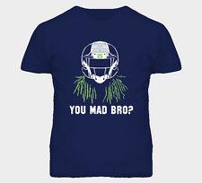 Richard Sherman You Mad Bro Shutdown Corner Defense Seattle Football T Shirt