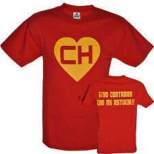Chapulin Colorado Mens Shirt No Contaban Con Mi Astucia Classic Chespirito