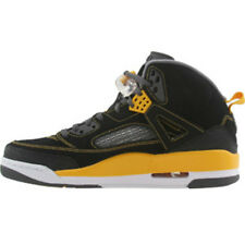 NIKE JORDAN SPIZIKE BLACK/YELLOW/WHITE 315371-030 Men Shoes