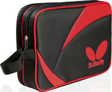 New Genuine Butterfly Cassio Double Table Tennis Bat Case UK 1st class