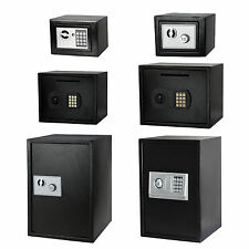 Security Safe Box Access Deposit Mechanical Home Office Lockable Personal Keys