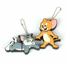 New 8GB Cat and Mouse Model USB 2.0 Enough Memory Stick Flash pen Drive