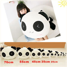 Great Kawaii Stuffed Plush Doll Soft Toy Animal Cute Panda Pillow Bolster Gift