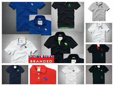 BNWT NEW ABERCROMBIE & FITCH A&F Hollister Boys Polo T Shirt