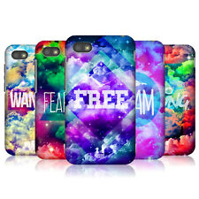 HEAD CASE DESIGNS CHROMATIC CLOUDS CASE COVER FOR BLACKBERRY Q5