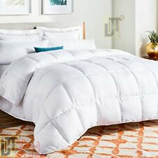 Luxury White Duck Feather & Down Duvet Quilt 13.5 TOG Quilts ,Pillows  ALL SIZES