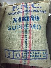 Colombia Supremo Unroasted Green Coffee Beans 30g-10 lbs for home roasting