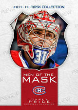 2014-15 Mask Collection Custom Cards DROPDOWN MENU OF PLAYERS Current players
