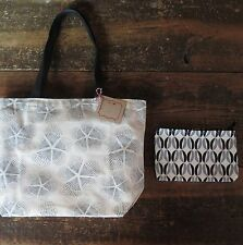 Little Spoons Design: Limited Edition Market tote + pouch (multiple patterns)