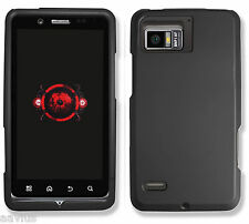 Qmadix Protective Snap-on Hard Cover Custom Fit Case For Motorola Bionic XT875