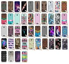 For HTC Desire 510 TPU Silicone Rubber Gel Soft Skin Cover Protector Phone Case