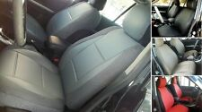 Mercedes Benz B-Class LEATHERETTE & SYNTHETIC Two Front Custom Car SEAT COVERS