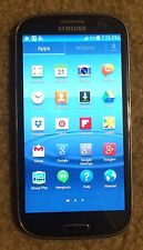 BLUE SPRINT SAMSUNG GALAXY SIII S3 SPH-L710 4G 16GB SMARTPHONE CLEAN ESN ANDROID